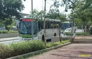 SVC905 Bonsucesso x Cidade Universitária (Fonte: Própria)